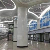 广西艺术包柱铝单板-柱体装饰包柱铝单板定制