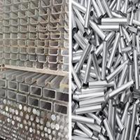 宁波铝方管5052铝合金管同行价低