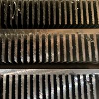 散热器铝型材 工业铝型材