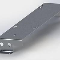 东一五金 定制加工铝制冲压件 铝合金配件