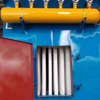 塑烧板除尘器能处理水蒸气中的粉尘吗 诺和