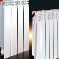 UR7006-800压铸铝双金属散热器型号