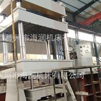 四柱五梁500吨不锈钢盖板井盖拉伸液压机
