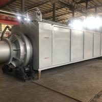 万润铝灰处理设备更新铝铝渣冷却机冷灰机