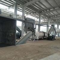 郑州万润铝灰处理设备铝灰生产线