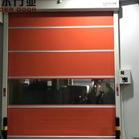 加工定制工业快速卷帘门 现代PVC快速卷帘门 地磁感应自动卷帘门