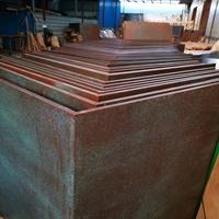 销售异形铝单板厂家 木纹铝单板规格