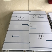 冲孔铝扣板铝方板厂家 喷粉铝扣板厂家