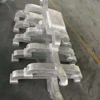 定做中式建筑铝金属构件铝合金飞檐斗拱翘角工厂