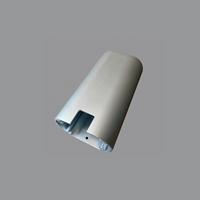 腾图铝制品加工 铝合金医疗设备立柱 铝型材内外管CNC加工