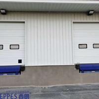 可出口的冷库保温提升门