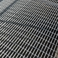 污水处理厂用耐腐蚀铝合金格栅