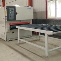 铝卷铝板校平打毛加粗打磨设备生产线