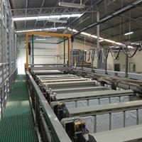 铝阳极氧化设备 铝合金氧化生产线 铝型材氧化线