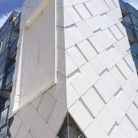 氟碳铝单板的使用范围