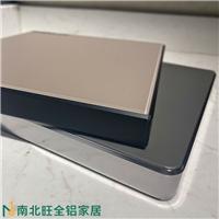 全铝家具型材新款抗污系列轻奢门板