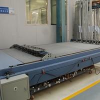 国森牌铝蜂窝芯拉伸机械 用于铝蜂窝板生产