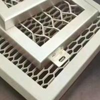 冲压铝网板吊顶装饰冲压扩张铝网板厂家