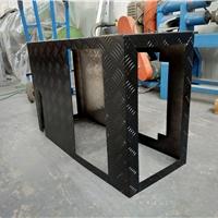 户外铝合金空调罩1060花纹铝板定制