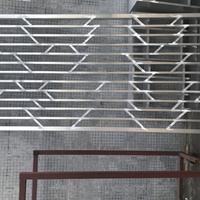 校区铝花格 中式铝窗花佛山厂家