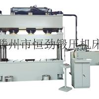 玻璃钢水槽模压油压机630吨四柱液压机