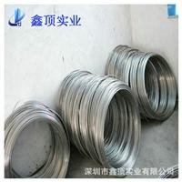 钛丝钛线 硬钛丝 钛合金丝 TA2纯钛线 钛焊丝 挂具丝