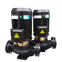 增压泵GD65-19管道离心泵冷热水循环 冷却塔涂装设备专用泵