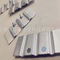 叠片铝箔软连接厂家恒温焊接工艺锂电池专用