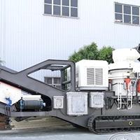履带式制砂机多种搭配满足多种生产需求Y2