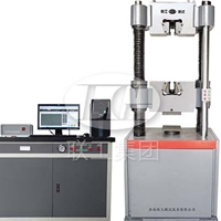 WAW系列电液伺服万N试验机