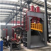500吨液压龙门剪切机设备优势