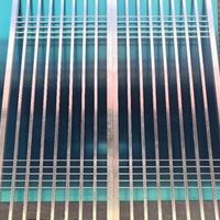 中式铝围栏 铝合金仿古花格厂家