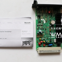 REXROTH比例放大板VT-VRRA1-527-20/V0/2STV