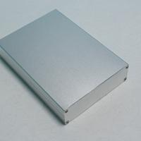 铝合金壳体pcb电源开关逆变仪表仪器机箱 铝壳铝盒铝型材外壳定制