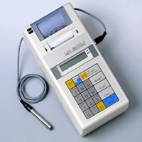内置打印机型便携式铝上氧化膜涂层测厚仪