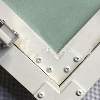 新能源汽车天窗边框铝型材 广美铝业