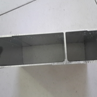 广美铝业 专业定制铝方通 打孔