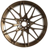 保时捷卡宴锻造轮毂定制,汽车轮毂厂家