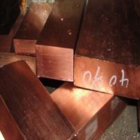 鞋底模具材料C18150铬锆铜厚板