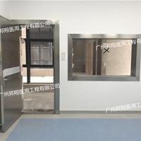 射线防护铅板门报价 防辐射平开铅门定制