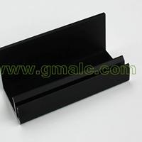 太阳能光伏组件压块边框铝型材 广美铝业