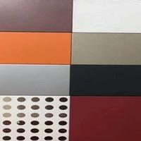 木纹色2.0铝单板供应商