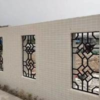 铝合金制品中式铝窗花定制价格