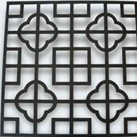 铝格栅-铝花格窗厂家
