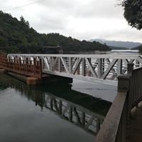 16米铝合金引桥、铝引桥