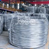 9.5mm铝杆电工圆铝杆1070脱氧铝杆电缆线民用