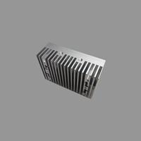 腾图铝制品加工 铝合金散热器定制加工 灯具散热铝型材