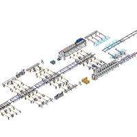 成品自动输送系统