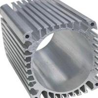 铝合金电机水冷机壳