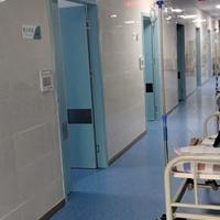 铝包边医院专项使用门